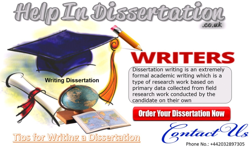 tips for dissertation writing We know how to write a dissertation that can make a great impression